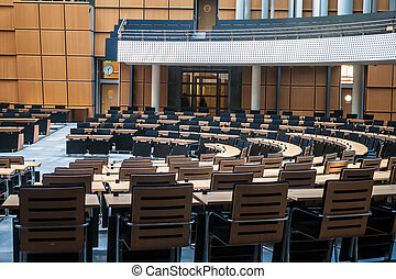 staat, parlament, in, berlin