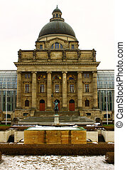 Staatskanzlei, Munich, Germany