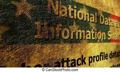 staatssicherheit, informationen