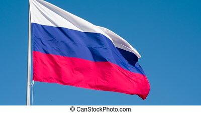 staatsvlag, rusland