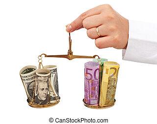 stabilità, concetto, monetario