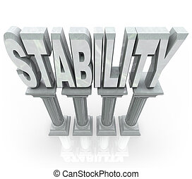 Stability Word on Columns Strong Dependable Support - The...