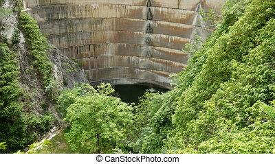stacja, moc hydroelektrowni