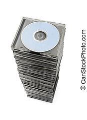 stack, cd
