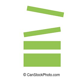 Stack Icon Design