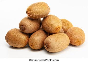stack, kiwi frukt