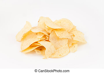 Stack of chips