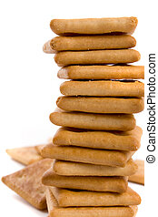 stack of cookie