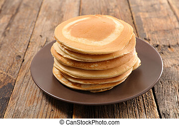 stack of pancakes