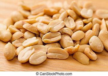 Stack of Peanut