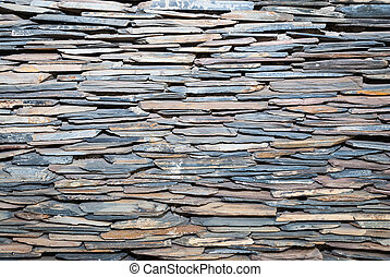 Stack Rock Background/ Texture.