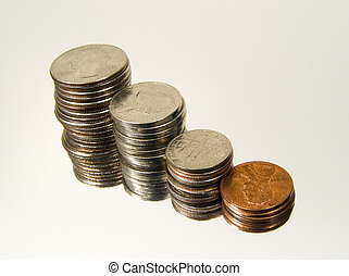 Stacked Change 2