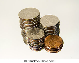 Stacked Change