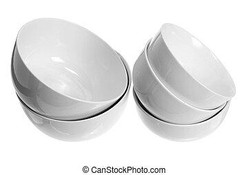 Stacks of Bowls