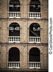 stad, archi, bullring, middellandse zee, valencia, spaanse ,...
