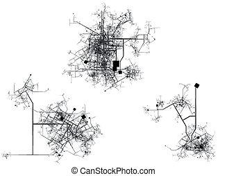 stad kartlagt