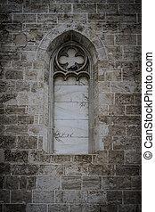 stad, oud, spaanse , middellandse zee, gotisch, valencia,...