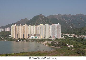 stad, tung, 2, 2009, chung, lantau, mei