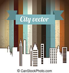 stad, vector