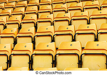 stade, siège
