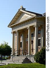 staden, openbare bibliotheek