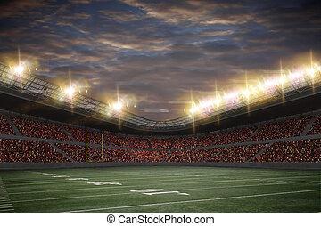 stadion, labdarúgás