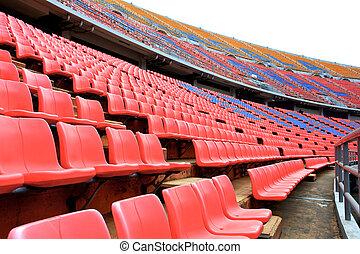 stadionen placerar