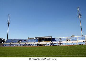 Stadium - before the game