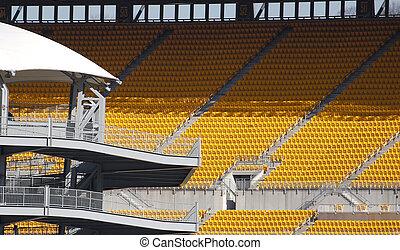 Stadium Seats - Football Stadium Seating