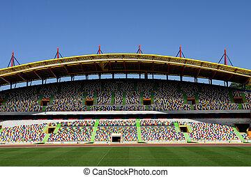 stadium - portuguese euro soccer stadium of FC Leiria