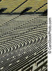 stadium., tom