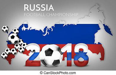 Stadiums 2018 in russia soccer football 3d render design