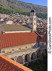 stadt, altes , kroatien, dubrovnik