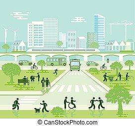Stadt-green