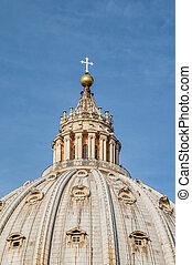 stadt, italien, rom, vatikan