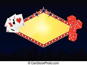 stadt, kasino