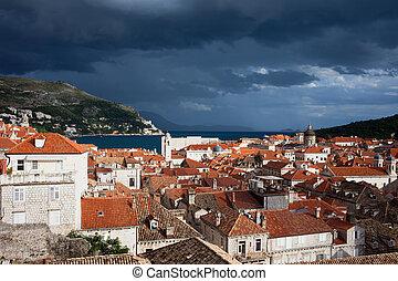 stadt, kroatien, altes , dubrovnik