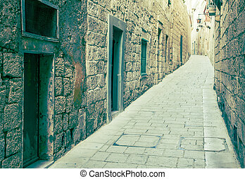 stadt, mdina, historische , malta