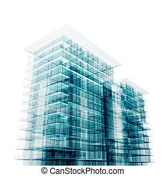 stadtzentrum, architektur