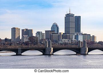 stadtzentrum, boston