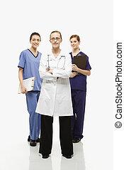 staff., docteur