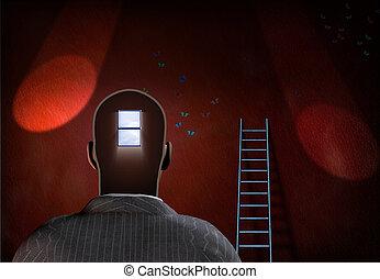 Stage E - Window mind stage
