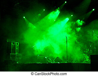 Stage In Lights 3