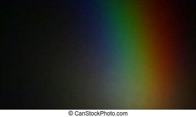 Stage Light Fog Rotating Colorful Light