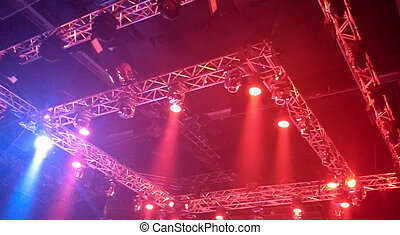 stage Lighting ramp