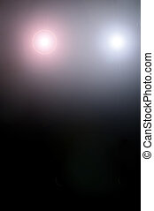 Stage Lights - A background representing colorful stage...