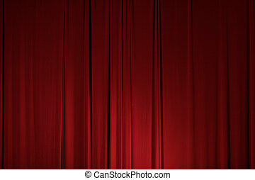 Stage Theater Drape Curtain Element