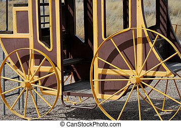 Stagecoach.