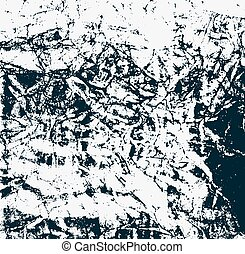 Stain textured surface. Vector illustration. Old scratched damged abstraction. Crack wallpaper.