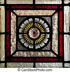 Stained Glass - 17th century stained glass